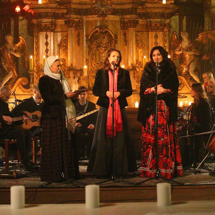 Karácsonyi koncertfilm, ami összehozza Európa népeit